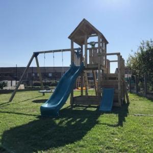 Speeltorens Blue Rabbit Zelfbouw