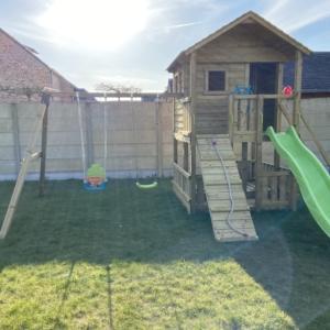 Speeltorens Kidsplay Zelfbouw