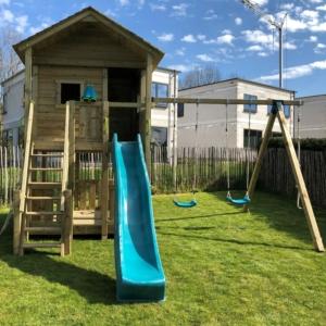 Speeltorens Kidsplay inclusief plaatsing